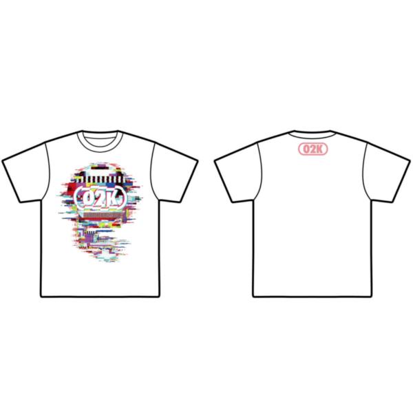 大野姉妹with清原梨央(仮)Tシャツ(ノイズ)